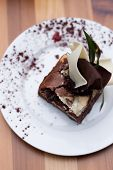 Brownie Cheese Cake