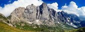 Mont Mulaz in pale di San Martino-Dolomiti-Italien