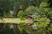 Loch Ard lakeside, Scotland