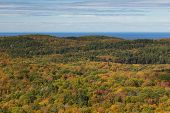 Autumn Hills & Lake Superior