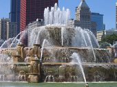Chicago Fountain 2