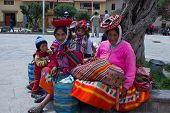 Women and Children,Peru