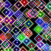 Shining Squares In The Black