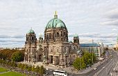 Beautiful day view of Berlin Cathedral (Berliner Dom)
