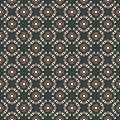 Seamless Pattern With Boomerangs And Stars