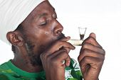 Marihuana Smoking