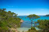 Idyllic Beach, Paradisiac Southern Landscape