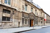 The Carnavalet Museum In Paris