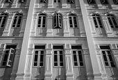 Chino Portuguese Style Building, Phuket, Thailand