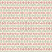 Floral vector seamless pattern (tiling).