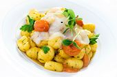 Potato Gnocchi with Lardo