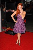 Phoebe Price at the AFI Fest Gala Screening of