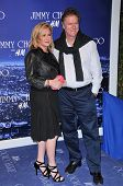 Kathy Hilton and Rick Hilton  at the Jimmy Choo For H&M Collection, Private Location, Los Angeles, CA. 11-02-09