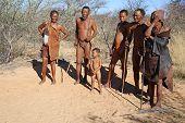 Nharo Bushmen
