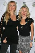 Beare Antes and Erin Raftery  at the World Cup Showdown Fundraiser, El Guapo Cantina, Los Angeles, C