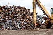 Metal Pile