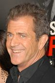 Mel Gibson at the