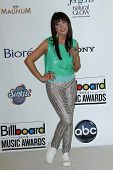 Carly Rae Jepsen at the 2012 Billboard Music Awards Press Room, MGM Grand, Las Vegas, NV 05-20-12