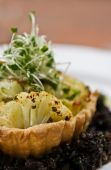 Cauliflower Tart