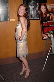 Tanna Frederick  at the Los Angeles Premiere of 'Irene In Time'. Directors Guild of America, Los Angeles, CA. 06-11-09