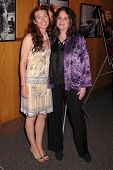 Tanna Frederick and Karen Black  at the Los Angeles Premiere of 'Irene In Time'. Directors Guild of America, Los Angeles, CA. 06-11-09