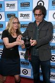 Elisabeth Shue and Davis Guggenheim at the Los Angeles Premiere of 'It Might Get Loud'. Manns Festival Theatre, Westwood, CA. 06-19-09