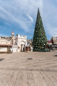 Orthodox Christmas In Nazareth