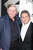 Sumner Redstone and Brad Grey at the Los Angeles Premiere of 'Transformers Revenge of the Fallen'. Mann Village Theatre, Westwood, CA. 06-22-09