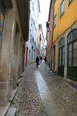 Uphill On Coimbra Street