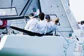 Team True Racing At The Melges 20 World Championships