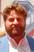 Zach Galifianakis  at the World Premiere of 'G-Force'. El Capitan Theatre, Hollywood, CA. 07-19-09