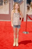 Sammi Hanratty at the World Premiere of 'G-Force'. El Capitan Theatre, Hollywood, CA. 07-19-09