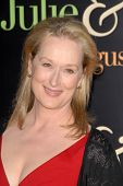 Meryl Streep  at the Los Angeles Special Screening of 'Julie and Julia'. Mann Village Theatre, Westwood, CA. 07-27-09