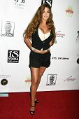 Tracy Dali at the West Coast Premiere of 'Space Girls in Beverly Hills'. Regency Fairfax Cinema, Los