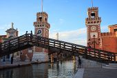 Arsenale, Venice