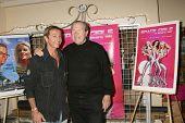 Marco Derhy and Richard Benveniste at the Los Angeles Screening of 'Social Lights'. Regency Fairfax Cinemas, Los Angeles, CA. 08-05-09