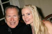 Richard Benveniste and Allie Moss at the Los Angeles Screening of 'Social Lights'. Regency Fairfax Cinemas, Los Angeles, CA. 08-05-09