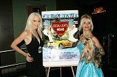 Donna Spangler and Sabrina Parisi  at the Los Angeles Screening of 'Social Lights'. Regency Fairfax Cinemas, Los Angeles, CA. 08-05-09