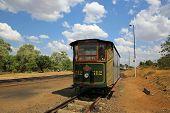 Victoria Falls Tram