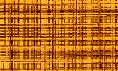 Golden Windows Pattern