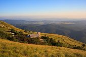 St. Jerome Church In The Nanos Mountain