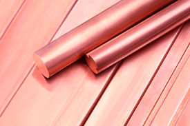 picture of raw materials  - raw materials for copper cables - JPG