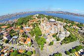 Hagia Sophia and Old Istanbul