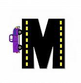 Alphabet Transportation By Road M