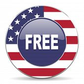 free american icon