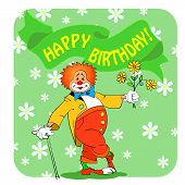 Birthday Clown03