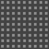 Dark Grey Squares Seamless