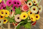 Beautiful Variety Of Artificial Flowers