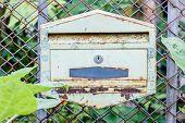 Street Mail Box
