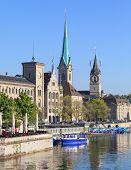 Zurich Landmarks